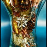 Day 348 - Christmas Vase #348 #348/365 #365