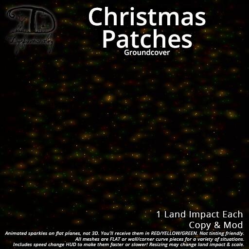 Christmas Patches - TeleportHub.com Live!