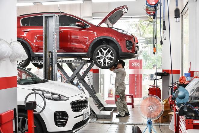 2.KIA連續兩年榮獲J.D. Power新車品質滿意度調查第一名汽車品牌,總代理森那美起亞在台亦秉持原廠高標準規格。