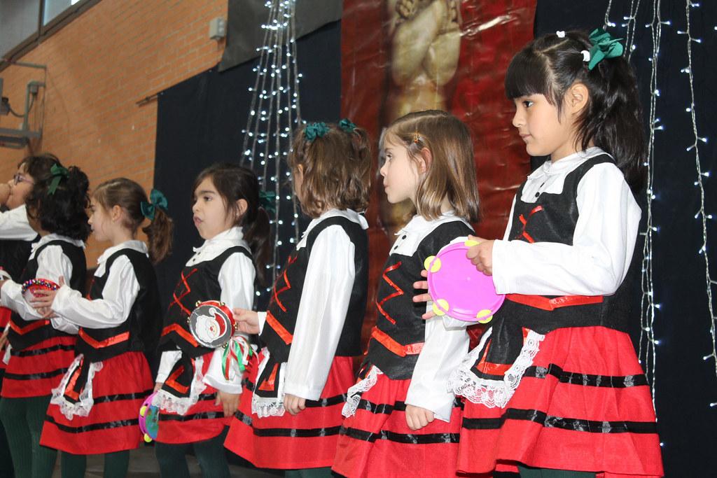 Festival Navidad de Infantil