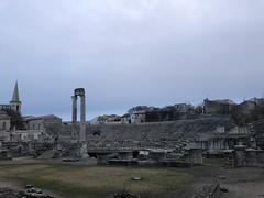 Arles: Théâtre antique