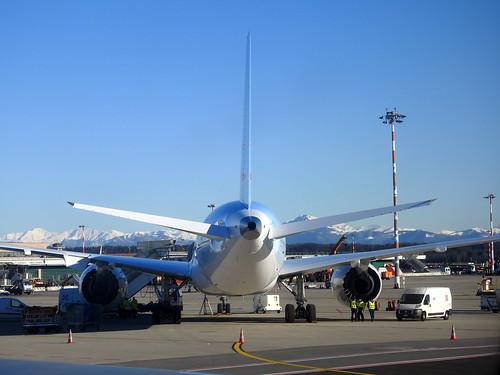 In volo verso Baku