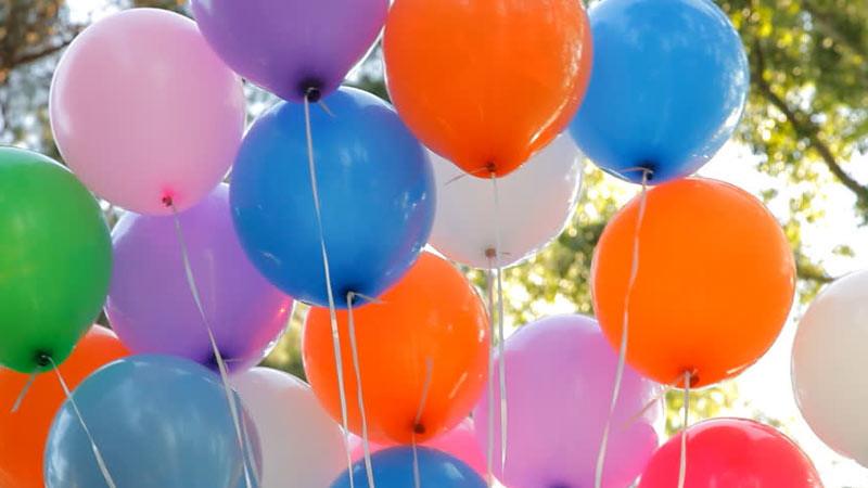 Balon helium