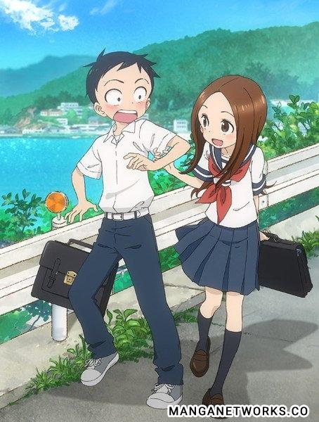 27155474349 6bdcfe36bf o Anime Karakai Jouzu no Takagi san tung trailer mới giới thiệu ca khúc chủ đề