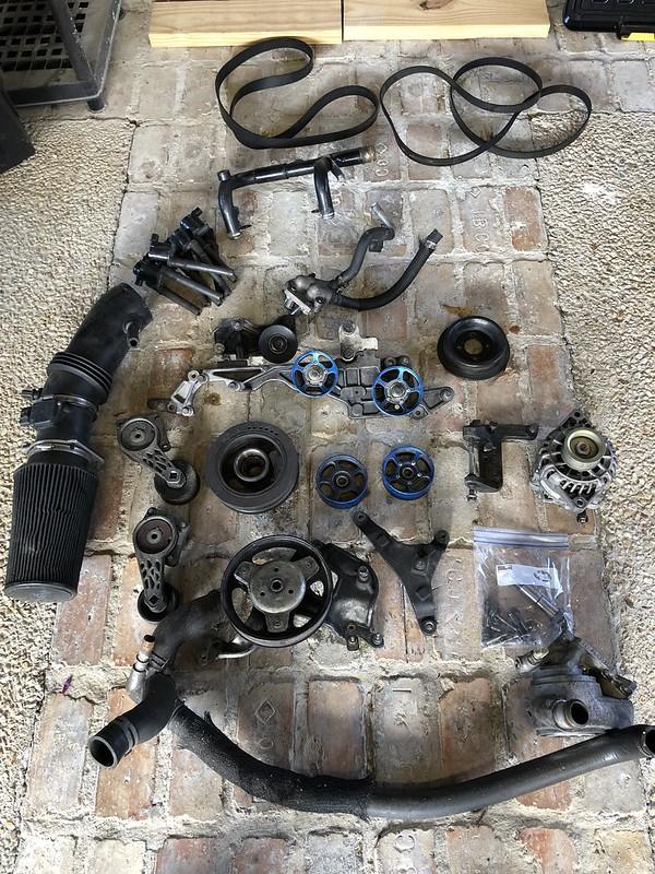 Eaton swap parts