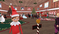 Adventure of Elf in SL day 10