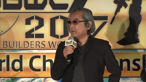 GBWC 2017 Final: Kunio Okawara Sensei