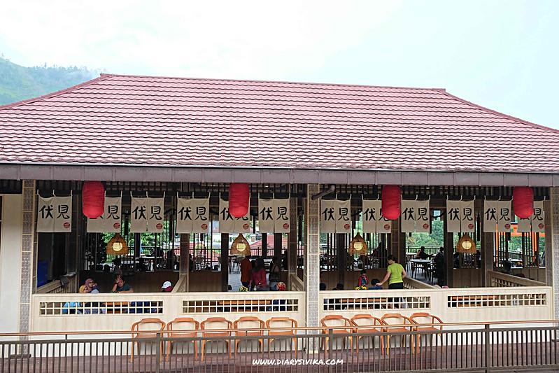 the onsen resort batu 16