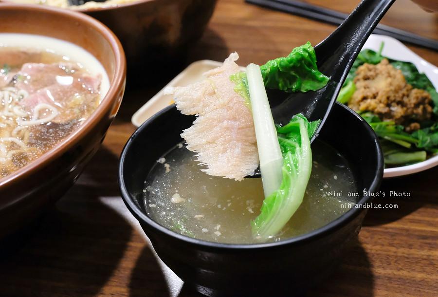 上泓園牛肉麵-科博館美食18