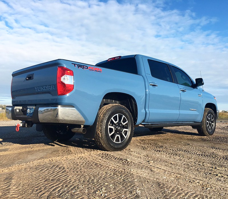 2018 Cavalry Blue Crewmax Limited Trd Off Road 4x4 Toyota Tundra Forum