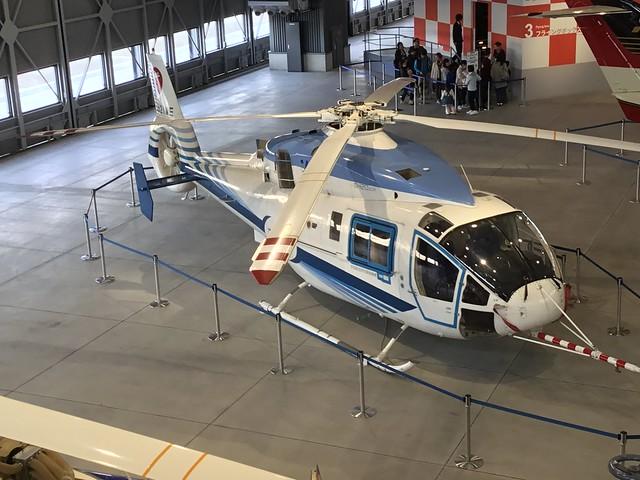 あいち航空ミュージアム MH-2000 JA21ME IMG_1566