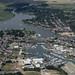 Lowestoft & Oulton Broad is Suffolk - aerial