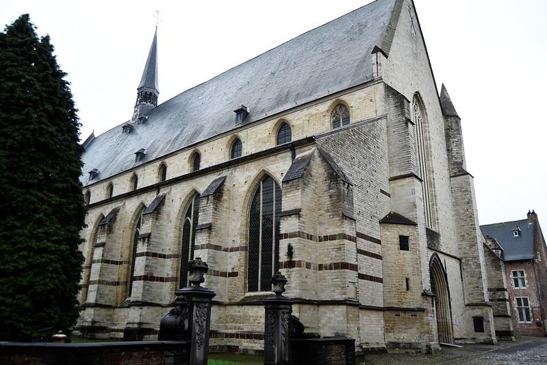 Iglesia de San Juan Bautista Patrimonio religioso de Lovaina - 38119764375 c3e2a392d5 c - Patrimonio religioso de Lovaina