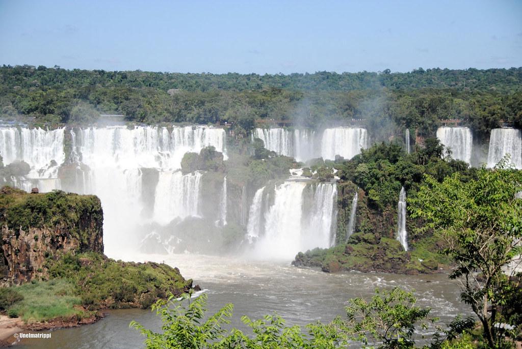 Iguassun putoukset, Argentiina