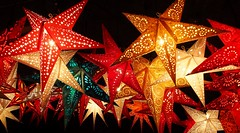 Christmas Star Lights