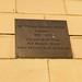 William Sterndale Bennett plaque