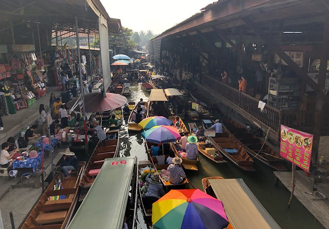Damnoen Saduak Floating Market 62