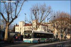 Irisbus Agora S - Communauté d'Agglomération du Gapençais / Linéa n°28 - Photo of Gap