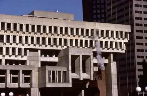 Boston City Hall - 1985