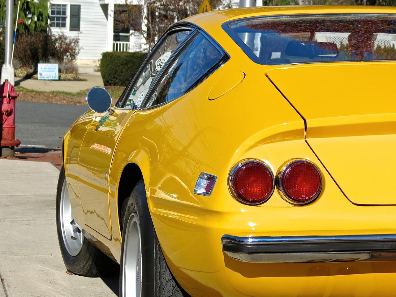 Ferrari 365 GTB-4 Daytona Hopewell NJ 3