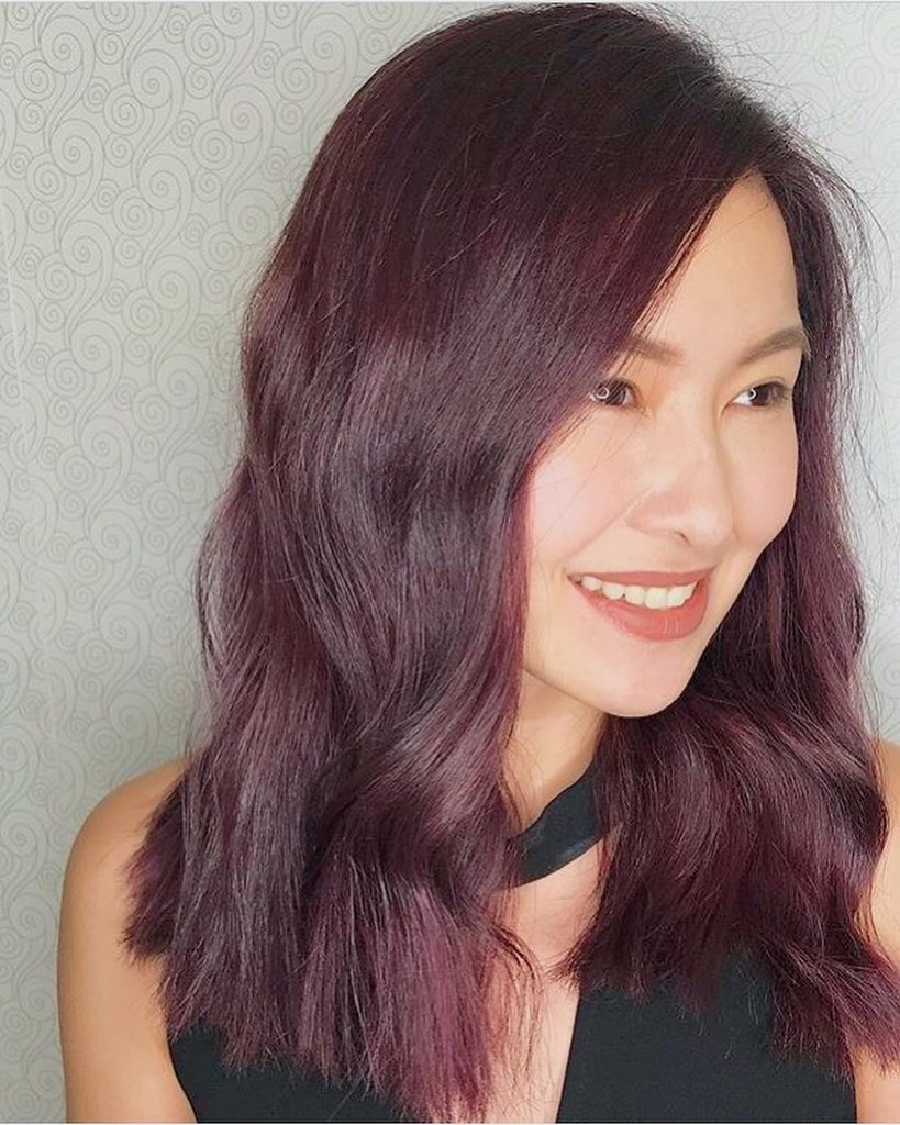 rose-gold-purple-hair-color