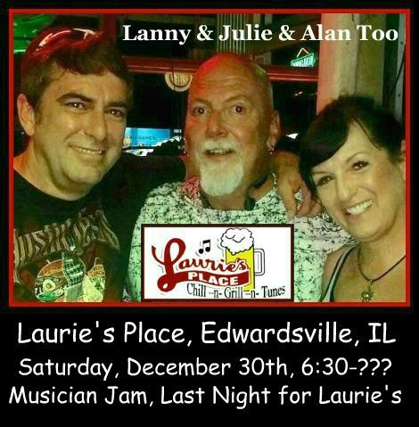 Lanny & Julie & Alan Too 12-30-17