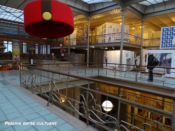 Museo del Cómic belga (Bruselas)