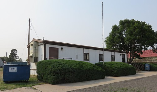 Post Office 80721 (Amherst, Colorado)