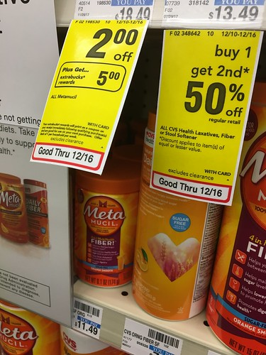 Deal on Metamucil
