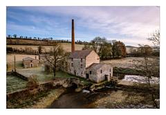 Le moulin de Pont-Charron