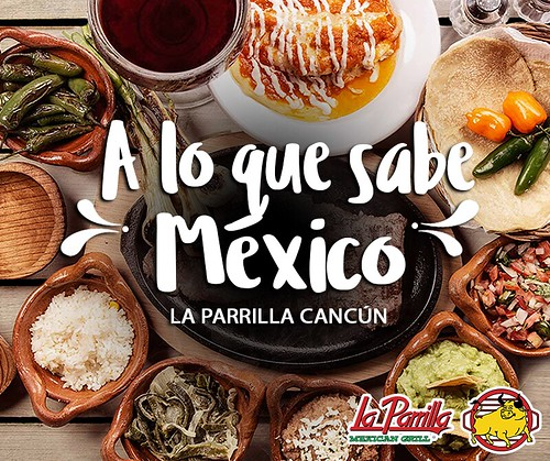 La Parrilla. From The Food Lover's Travel Guide to Cancun