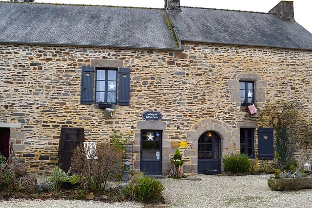 Auberge de la Cour Verte, Dol de Bretagne #france #brittany