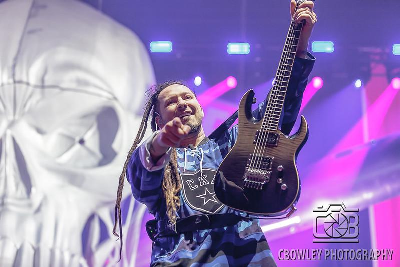 20171217 - Five Finger Death Punch - Arena Birmingham - 17122017 - 4-2