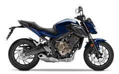 Honda CB 650 F 2018 - 10