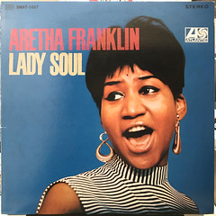 ARETHA FRANKLIN:LADY SOUL(JACKET A)