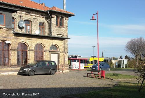 Querfurt Station