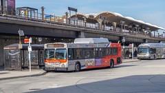 WMATA Metrobus 2005 New Flyer DE40LF #6005