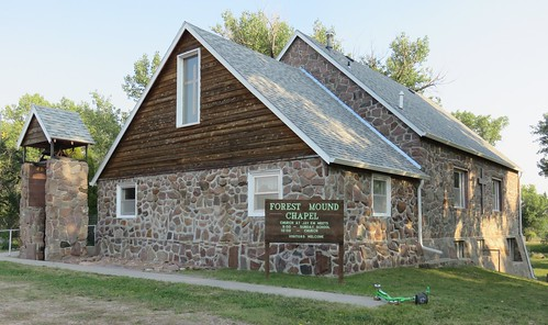 Forest Mound Chapel (Jay Em, Wyoming)
