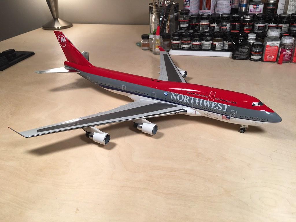 NW 747 9