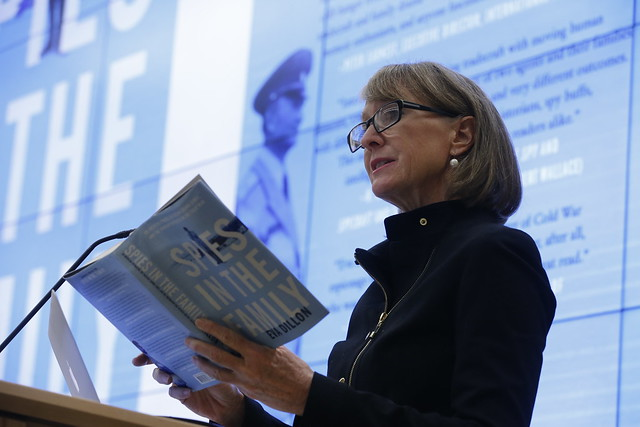 Eva Dillon: Spies in the Family