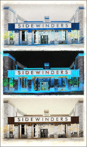 Sidewinders X Three