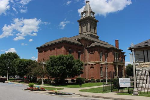 Carroll County Courthouse, Carrollton, KY