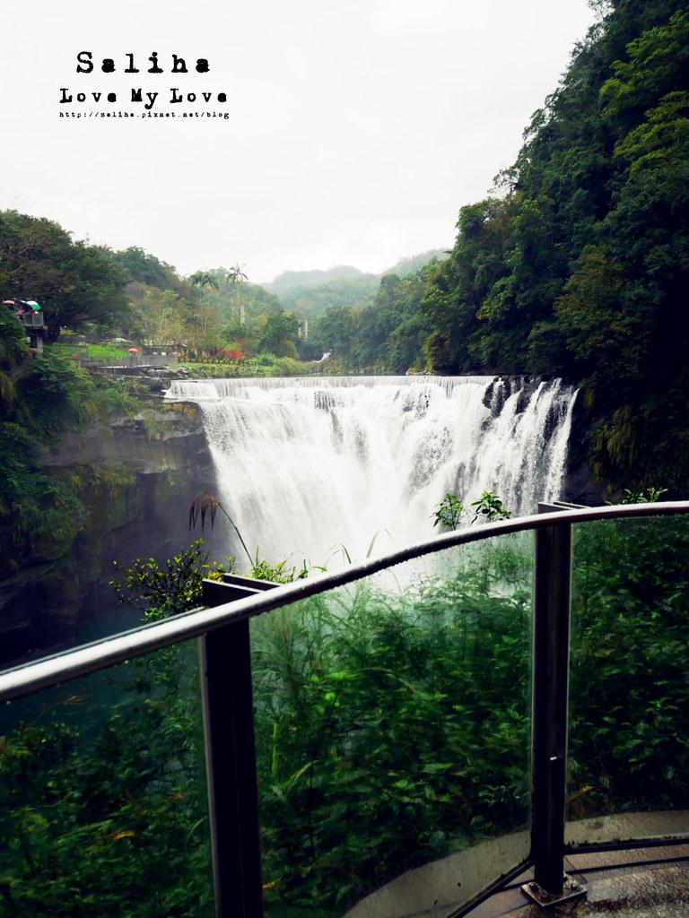 新北一日遊踏青郊遊景點推薦十分瀑布 (1)