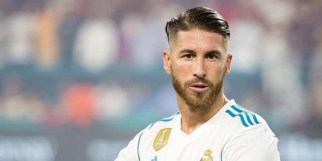 Rekor Kartu Merah Sergio Ramos Di Hujat Para Fans