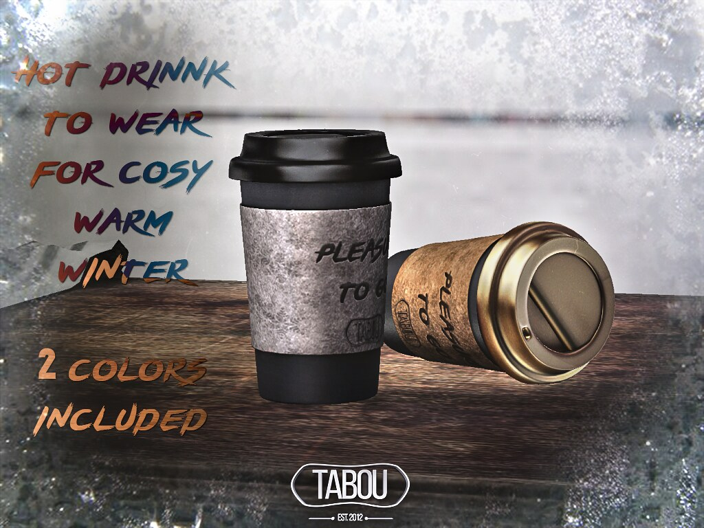 Free Hot drink - Pleasure to go - TeleportHub.com Live!