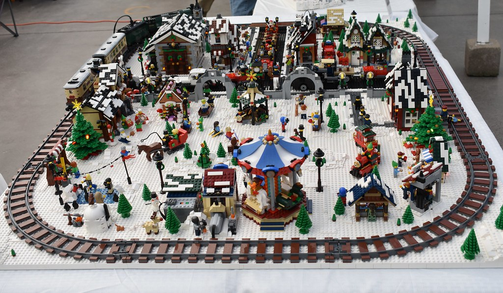 Garden Factory 2017 Winter Village 2