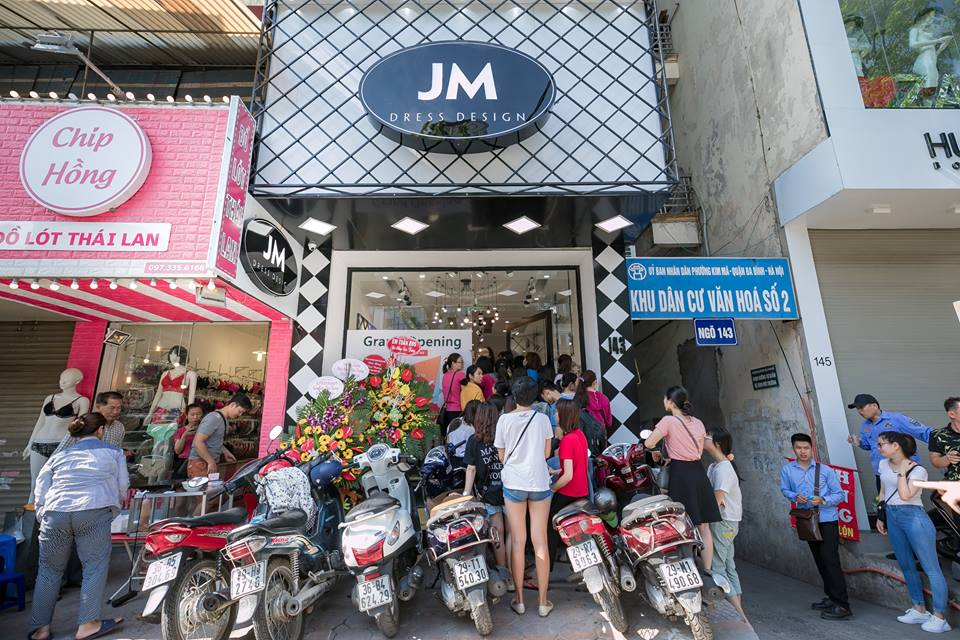 JM 143 Kim Mã