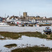 The Houseboats of Shoreham Harbour
