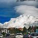 Le Nuvole dell'Etna...Lenticolare e Cumulo...Montagne di Vapore by squadritoro