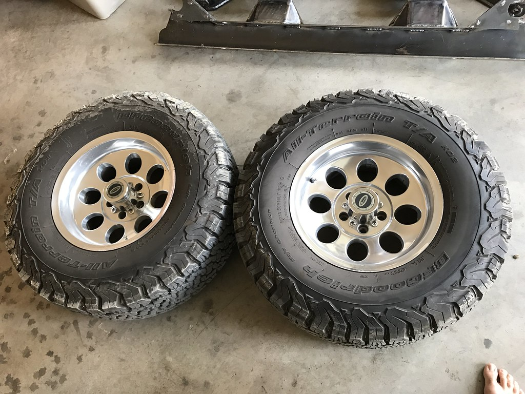 FS [SouthCent]: 5 Quadratec wheels and BFG 31x10.5x15 ...
